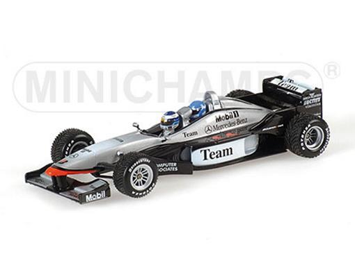 McLaren Mercedes: MP4-98T - Mika & Erja Hakkinen - Team 2000 - 1:43