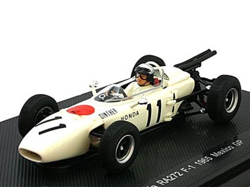 Honda F1: RA272 - Richie Ginther - Mexico GP (1965) - 1:43