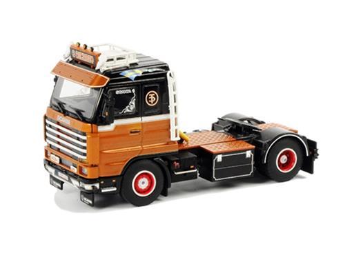 Scania: R113/R143 4X2 - Streamline