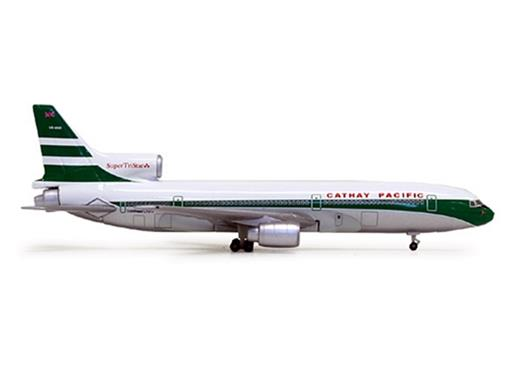 Cathay Pacific: Lockheed L1011 TriStar - 1:500