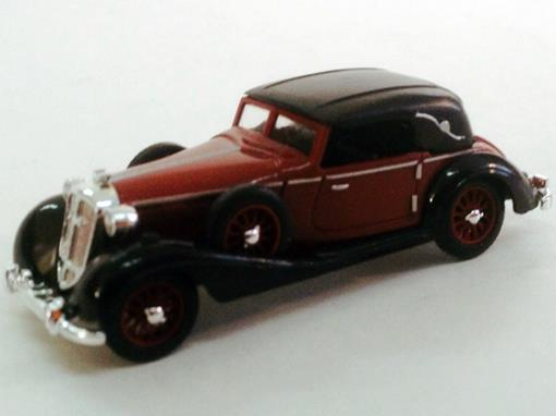Horch 853 - Cabrio Geschlossen - HO