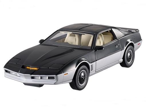 Pontiac: Firebird Trans Am (1982) - K.A.R.R. Knight Automated Roving Robot