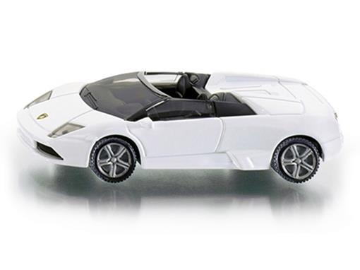 Lamborghini: Murciélago Roadster - Branca - 1:55