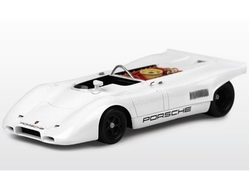Porsche: 917 Prototype Flat 16 (1971) - Branco - 1:18