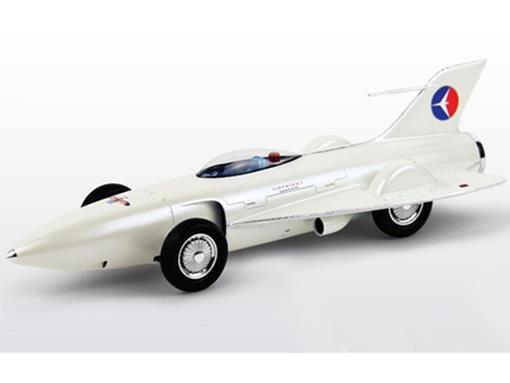 GM: Firebird I Concept (1953) - Branco - 1:18
