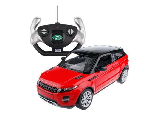 Land Rover: Range Rover Evoque - Controle Remoto - Vermelho - 1:14