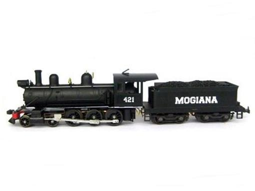 Locomotiva Elétrica Ten-Wheeler CMEF- MOGIANA - HO - Frateschi