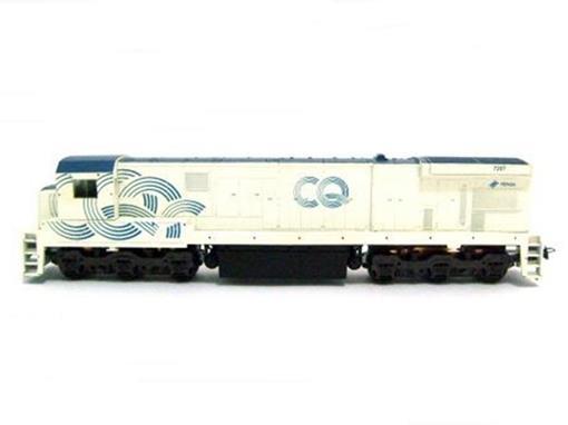Locomotiva Elétrica C30-7 Com. Quintella - FEPASA - Frateschi - HO