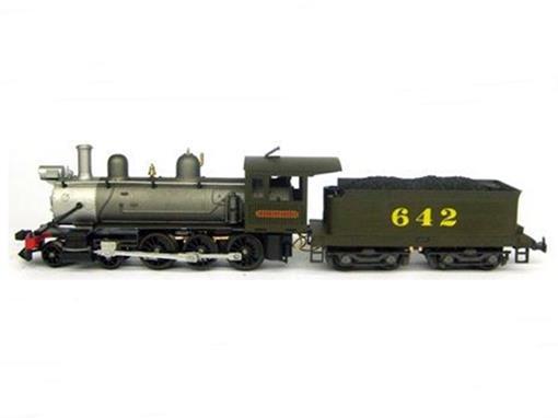 Locomotiva Elétrica Ten-Wheeler - CPEF - Frateschi - HO