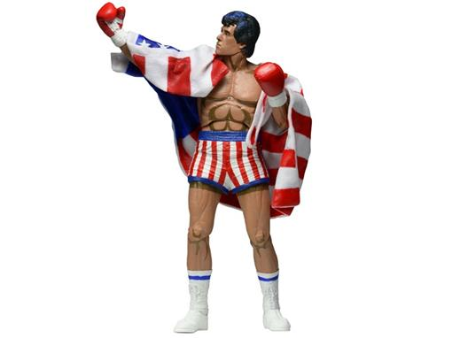 Boneco Rocky (Classic Video Game) - Neca