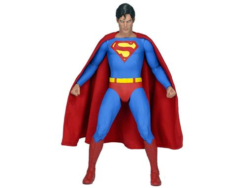 Boneco Superman 1978 - (Christopher Reeve) - 1:4 - Neca
