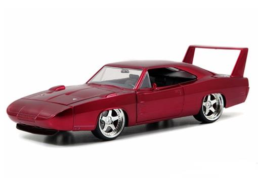 Dodge: Charger Daytona (1969) Velozes e Furiosos 6 - Jada - 1:24