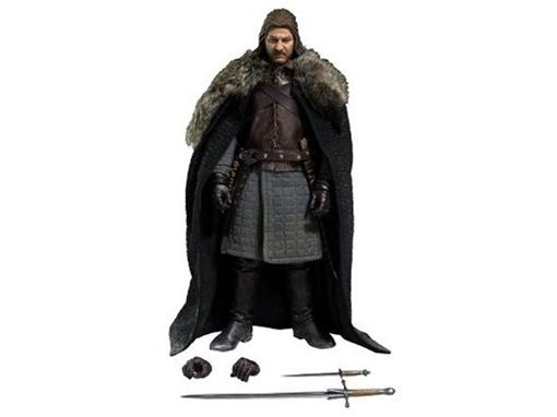 Eddard Stark - Game of Thrones - 1:6 - ThreeA