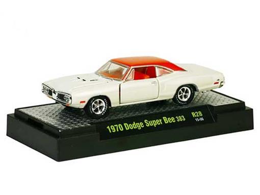 Dodge Super Bee 383 (1970) - 1:64 - M2 Machines