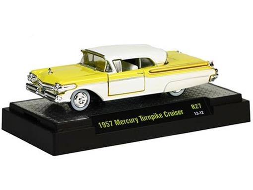 Ford: Mercury Turnpike Cruiser (1957) - M2 Machines - 1:64