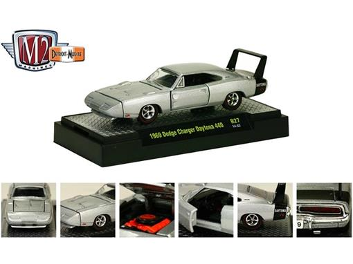 Dodge: Charger Daytona 440 (1969) Auto-Muscle - M2 Machines - 1:64