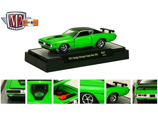 Dodge: Charger Super Bee 383 (1971) Auto-Muscle - M2 Machines - 1:64