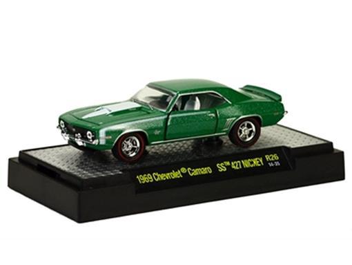 Chevrolet: Camaro SS 427 Nickey (1969) - 1:64 - M2 Machines
