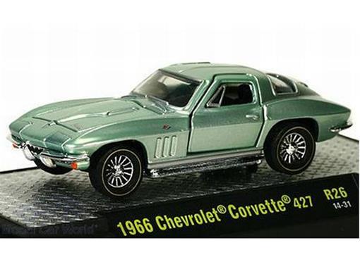 Chevrolet: Corvette 427 (1966) - 1:64 - M2 Machines