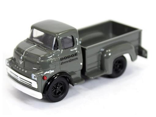 Dodge: COE (1957) Auto-Trucks - M2 Machines - 1:64