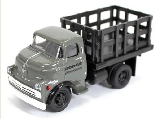 Dodge: COE (1957) Auto-Trucks - Grafite - M2 Machines - 1:64
