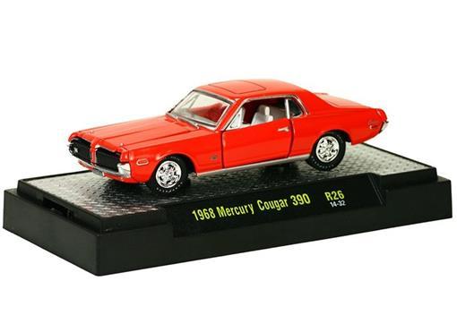 Ford: Mercury Cougar 390 (1968) - 1:64 - M2 Machines
