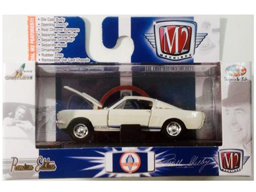 Ford: Shelby GT350 (1965) - 1:64 - M2 Machines