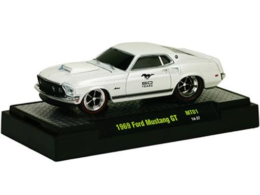 Ford: Mustang GT (1969) - 50 Years - 1:64 - M2 Machines
