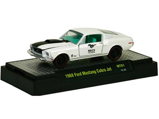 Ford: Mustang Cobra Jet (1968) Detroit-Muscle - M2 Machines - 1:64