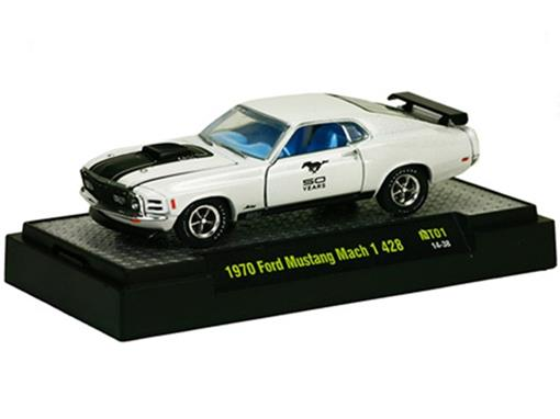 Ford: Mustang Mach 1 428 (1970) Detroit-Muscle - M2 Machines - 1:64