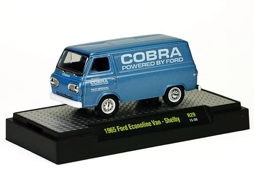 Ford: Econoline Van Shelby (1965) -