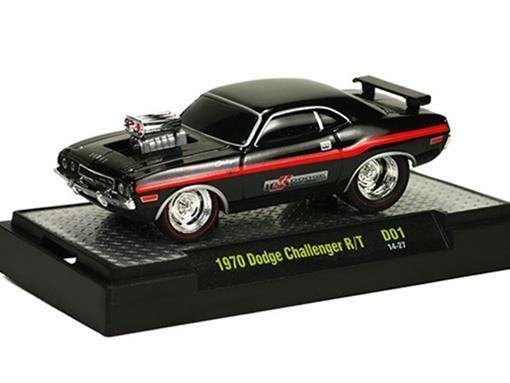 Dodge: Challenger R/T (1970) 100th Anniversary - M2 Machines - 1:64
