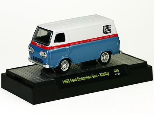 Ford: Econoline Van Shelby (1965) - 1:64 - M2 Machines