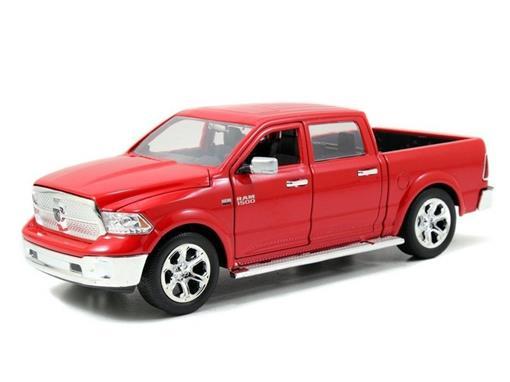 Dodge: Ram 1500 Pickup (2014) - Vermelho - 1:24 - Jada