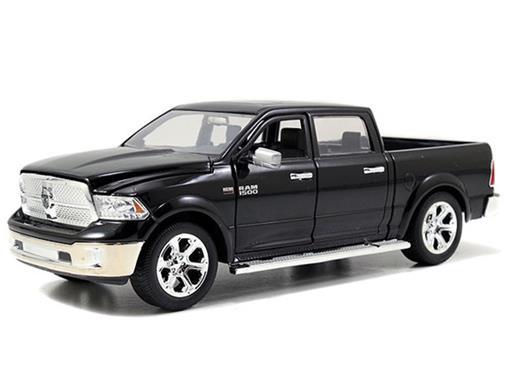 Dodge: Ram 1500 Pickup (2014) - Preto - 1:24 - Jada