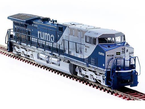 Locomotiva Elétrica AC44i - RUMO Fase II (8292) - HO - Frateschi