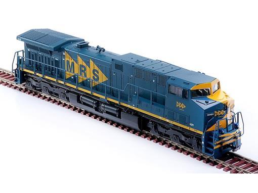 Locomotiva Elétrica AC44i - MRS (3446-3) - HO - Frateschi