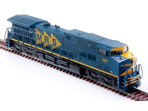 Locomotiva Elétrica AC44i - MRS (3402-1) - HO - Frateschi