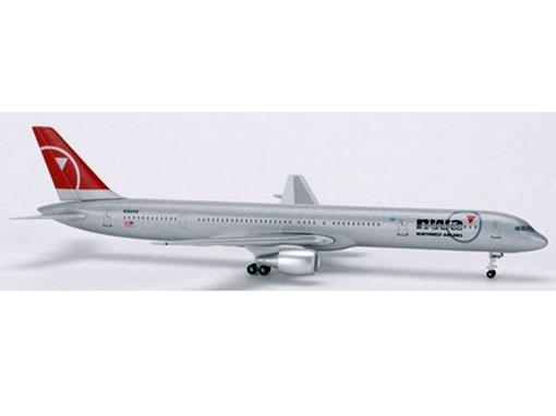 Northwest Airlines: Boeing 757-300 - Herpa - 1:400