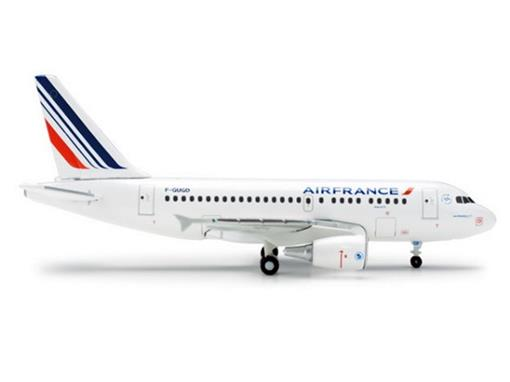 Airfrance: Airbus A318 - Herpa - 1:400