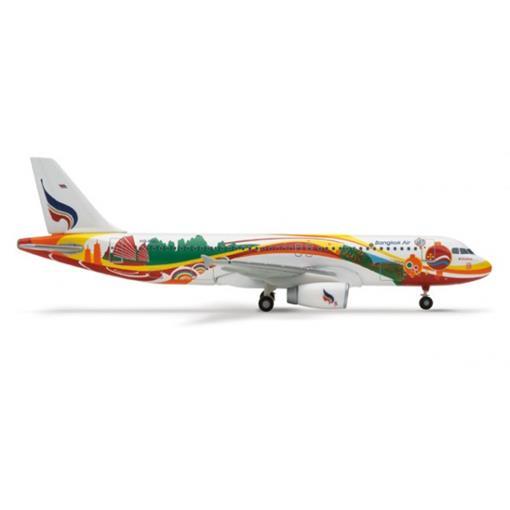 Bangkok Airways: Airbus A320