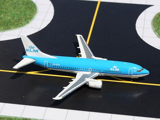 KLM Royal Dutch Airlines: Boeing 737-300 - Gemini Jets - 1:400