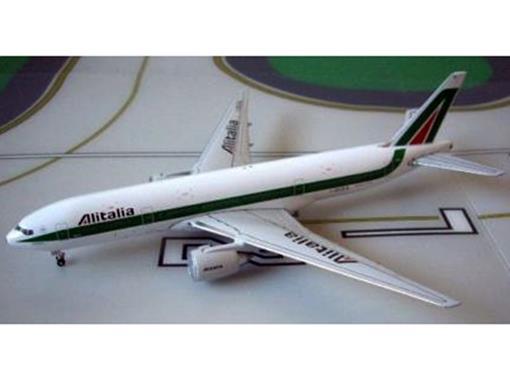Alitalia: Boeing 777-200 - Gemini Jets - 1:400
