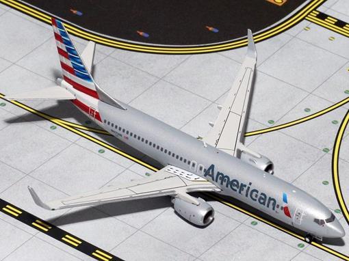 American Airlines: Boeing 737-800 - GeminiJets - 1:400