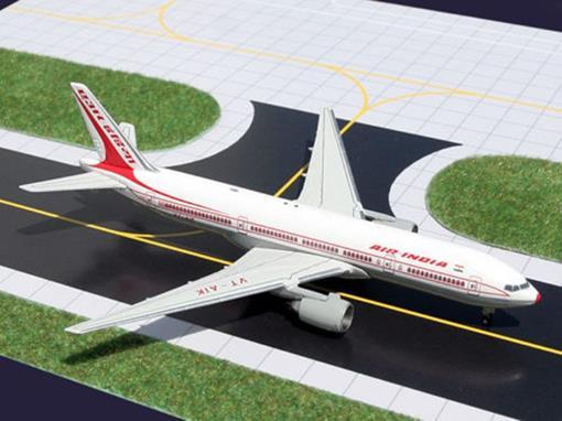Air India: Boeing 777-200ER - Gemini Jets - 1:400