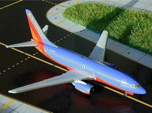Southwest Airlines: Boeing 737-700 - Gemini Jets - 1:400