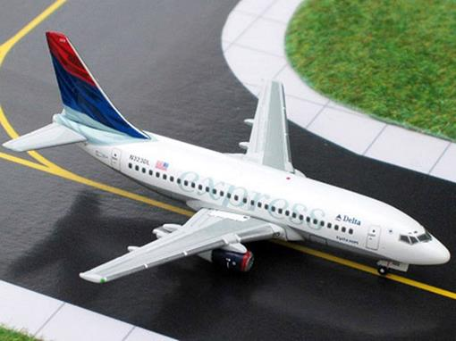 Delta Express: Boeing 737-200 - Gemini Jets - 1:400