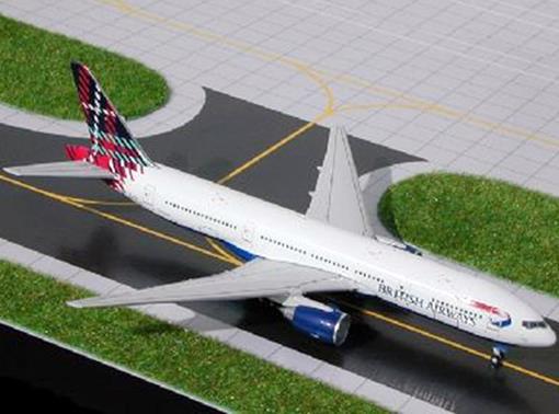 British Airways: Boeing 777-200 - Gemini Jets - 1:400