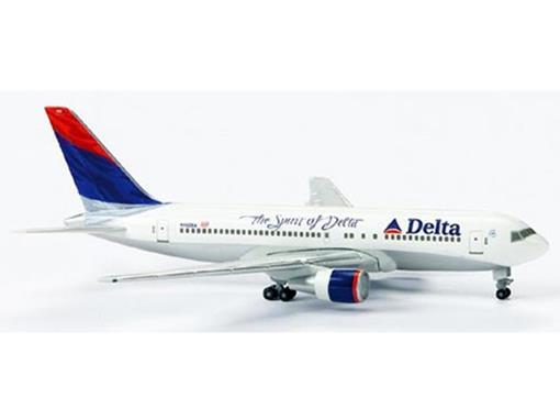 Delta Airlines: Boeing 767-332ER - Dragon - 1:400