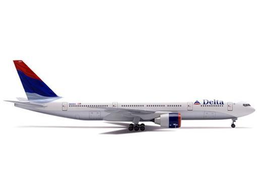 Delta: Boeing 777-200 - Gemini Jets - 1:400